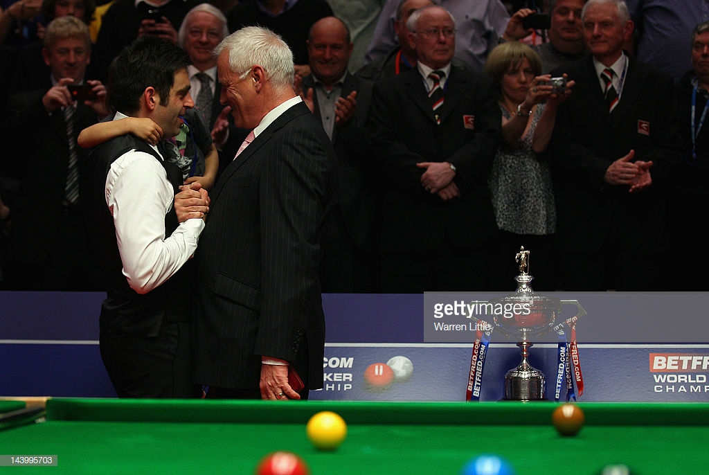 The Rocket sets off fireworks as tensions grow with Barry Hearn