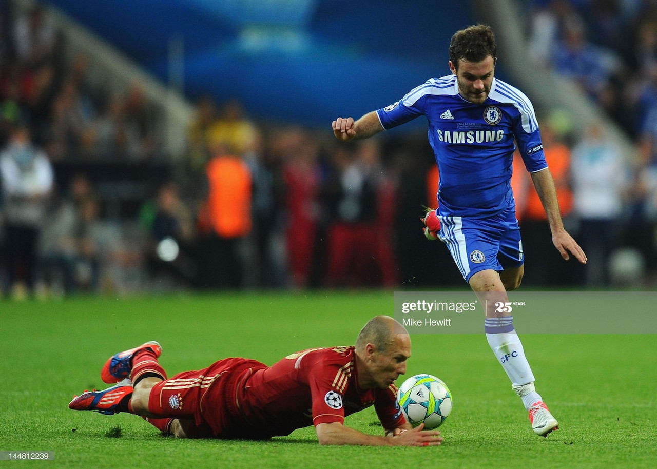 Juan Mata discusses motivational meeting ahead of Champions League final
