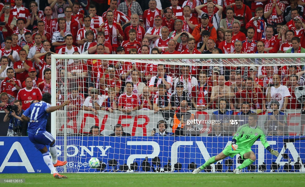 On This Day: Pandemonium as Chelsea win Champions League