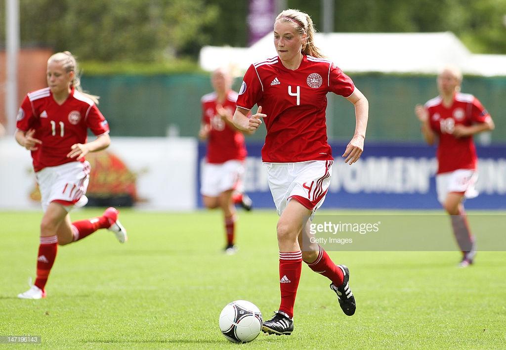 Euro 2017: Maja Kildemoes adapting well to life across the border