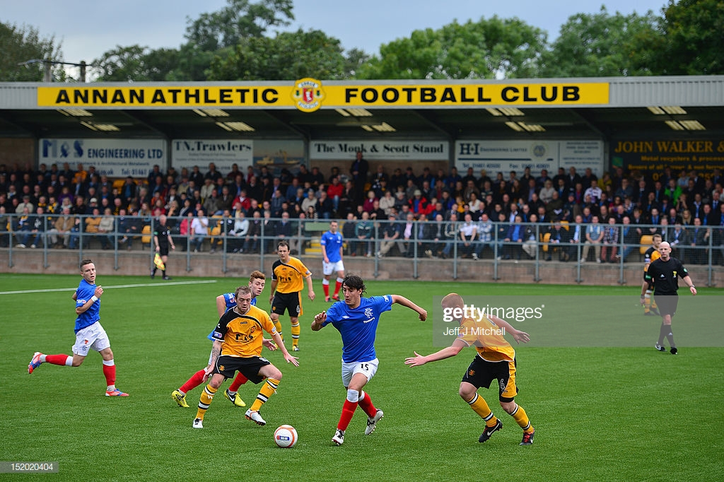 VAVEL's Scottish League Two Game Week Three Roundup