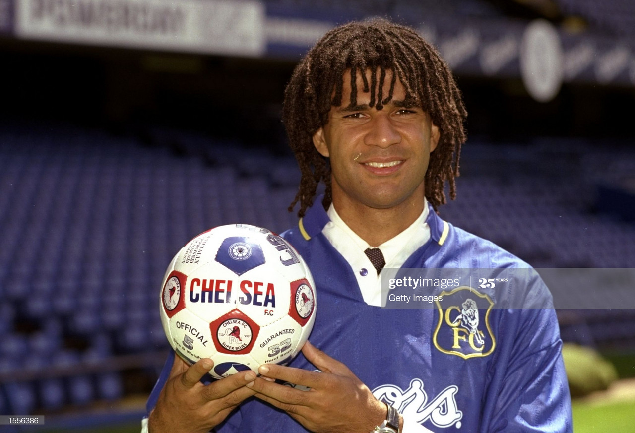 Ruud Gullit: The man that changed Chelsea for the better