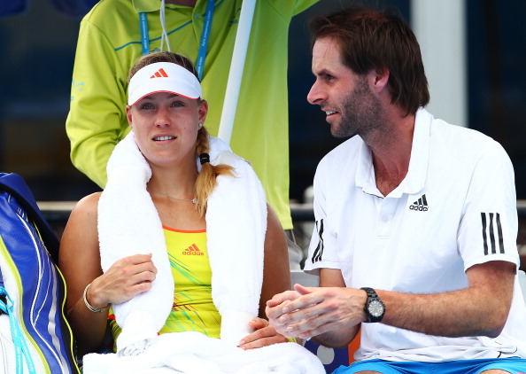 Angelique Kerber, Johanna Konta Announce Coaching Changes
