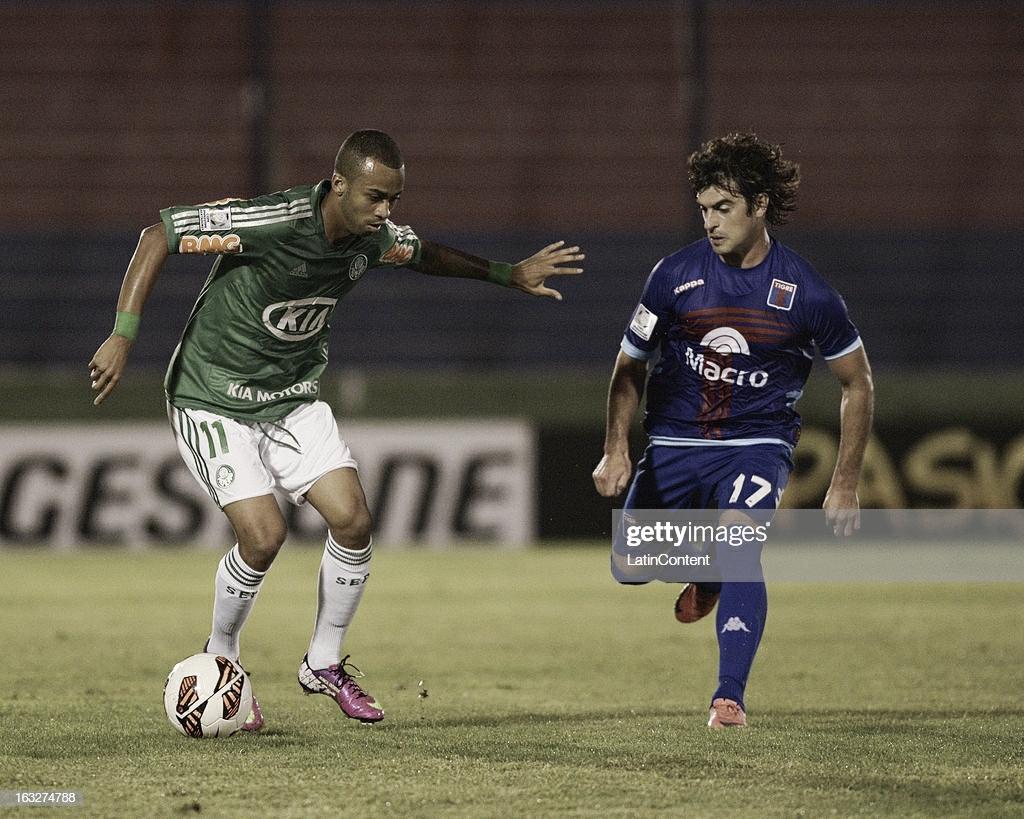 """Rusculleda: """"La experiencia de haber estado con Tigre en Copa Libertadores fue muy linda"""""""