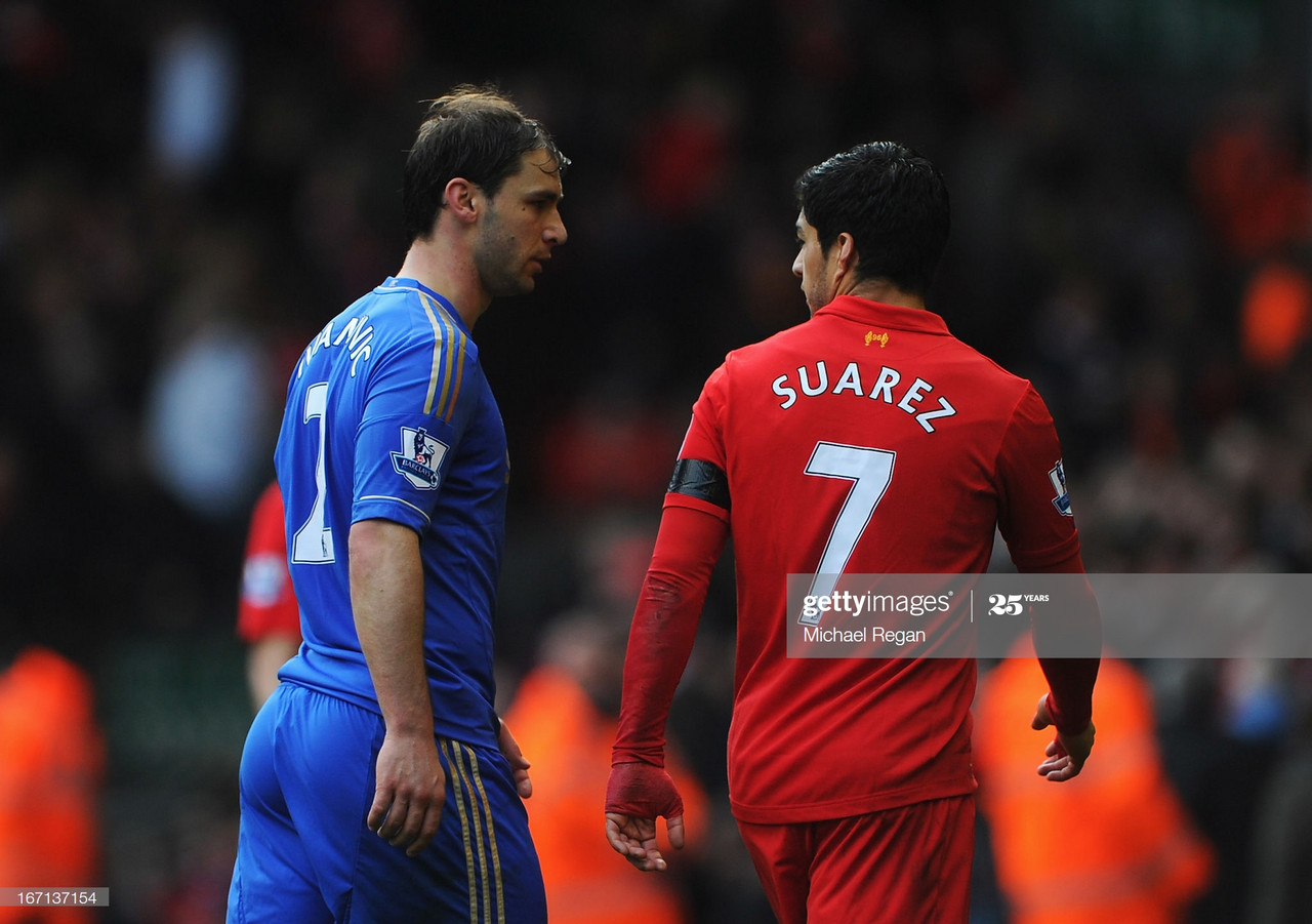 On This Day: Suarez' iconic 'bite' in four-goal thriller