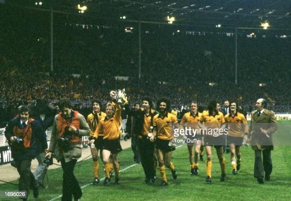 Nottingham Forest v Wolves: 1980 League Cup final