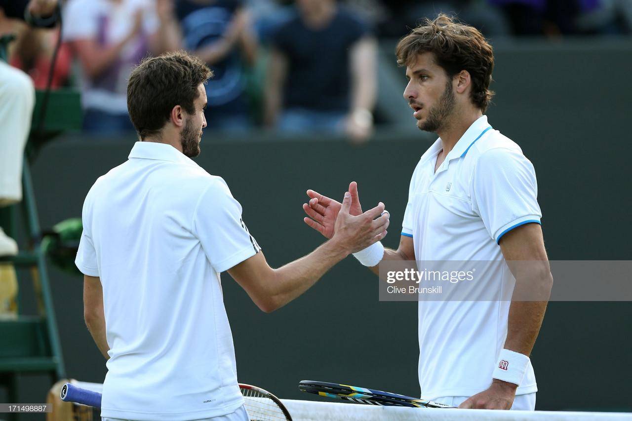 ATP Queens final preview: Feliciano Lopez vs Gilles Simon