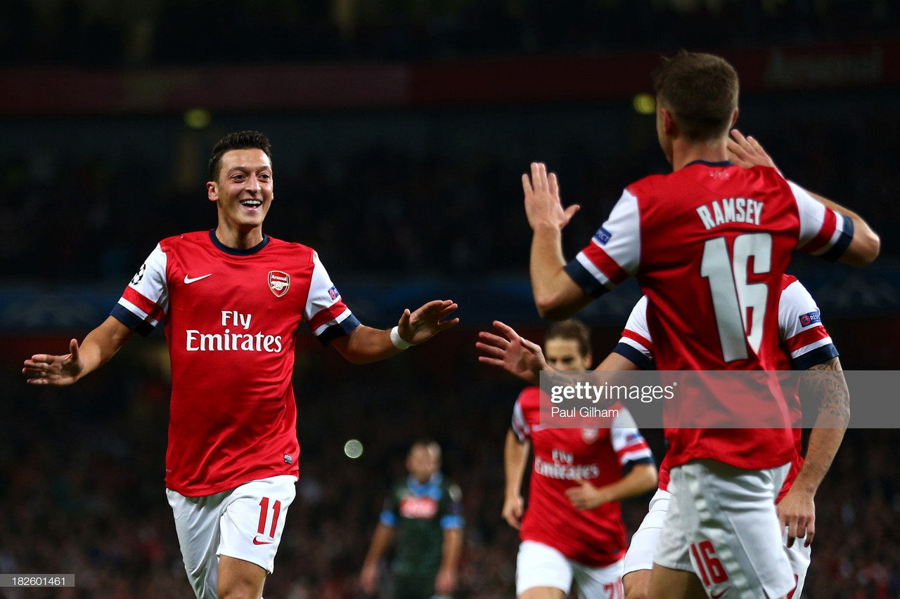 Arsenal v Napoli Preview: A strong first leg needed for the Gunners at the Emirates