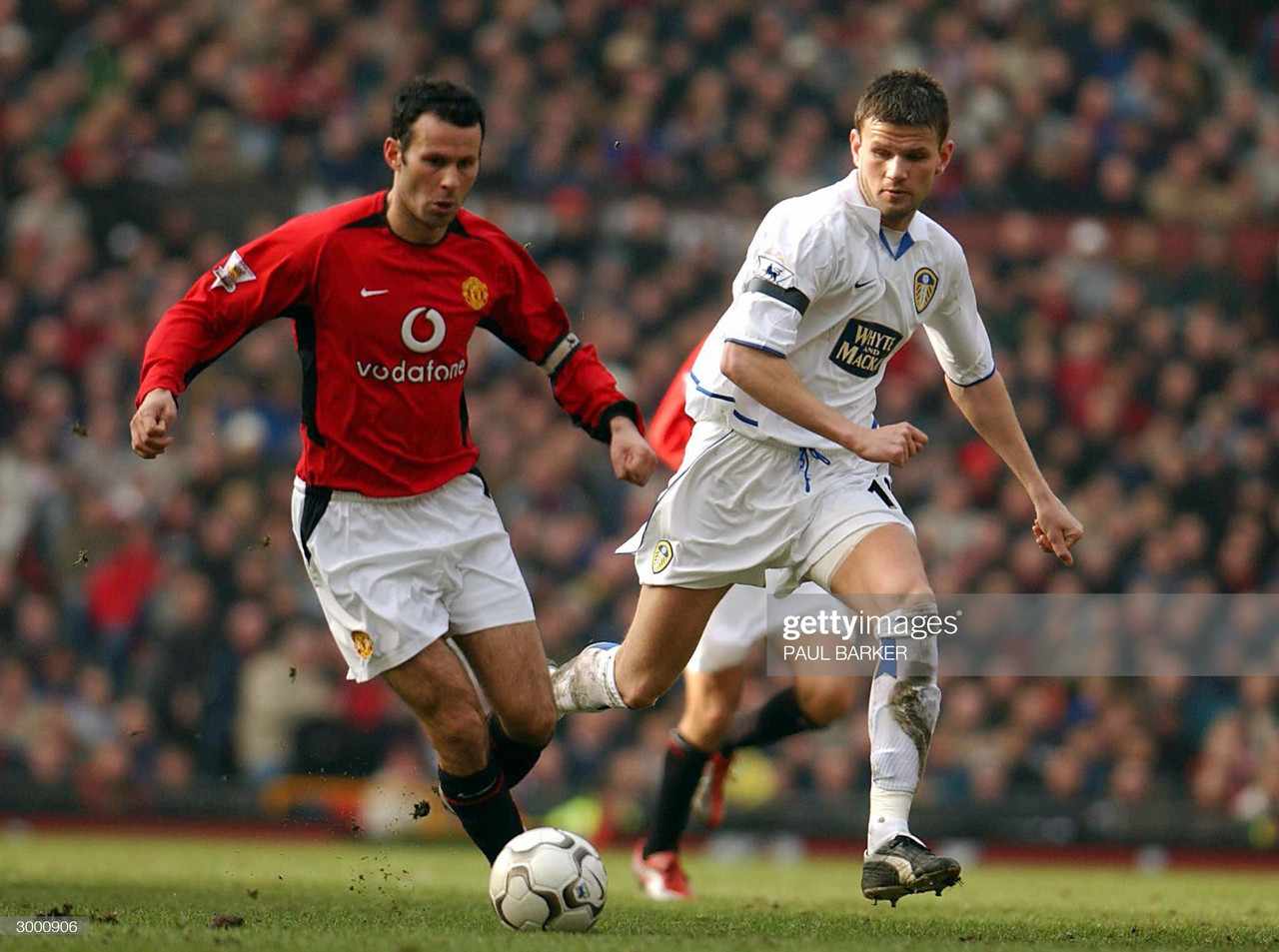 A brief history of the Manchester United-Leeds United rivalry and what happened when they last met in the Premier League
