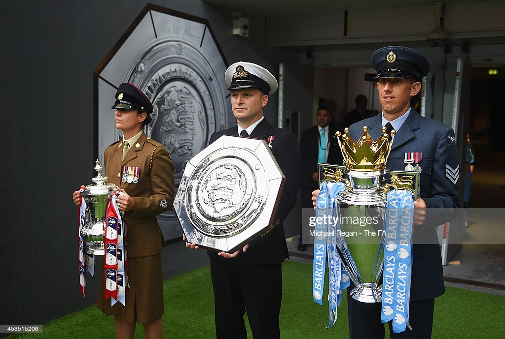 Manchester City vs Leicester City: 2021 FA Community Shield Preview