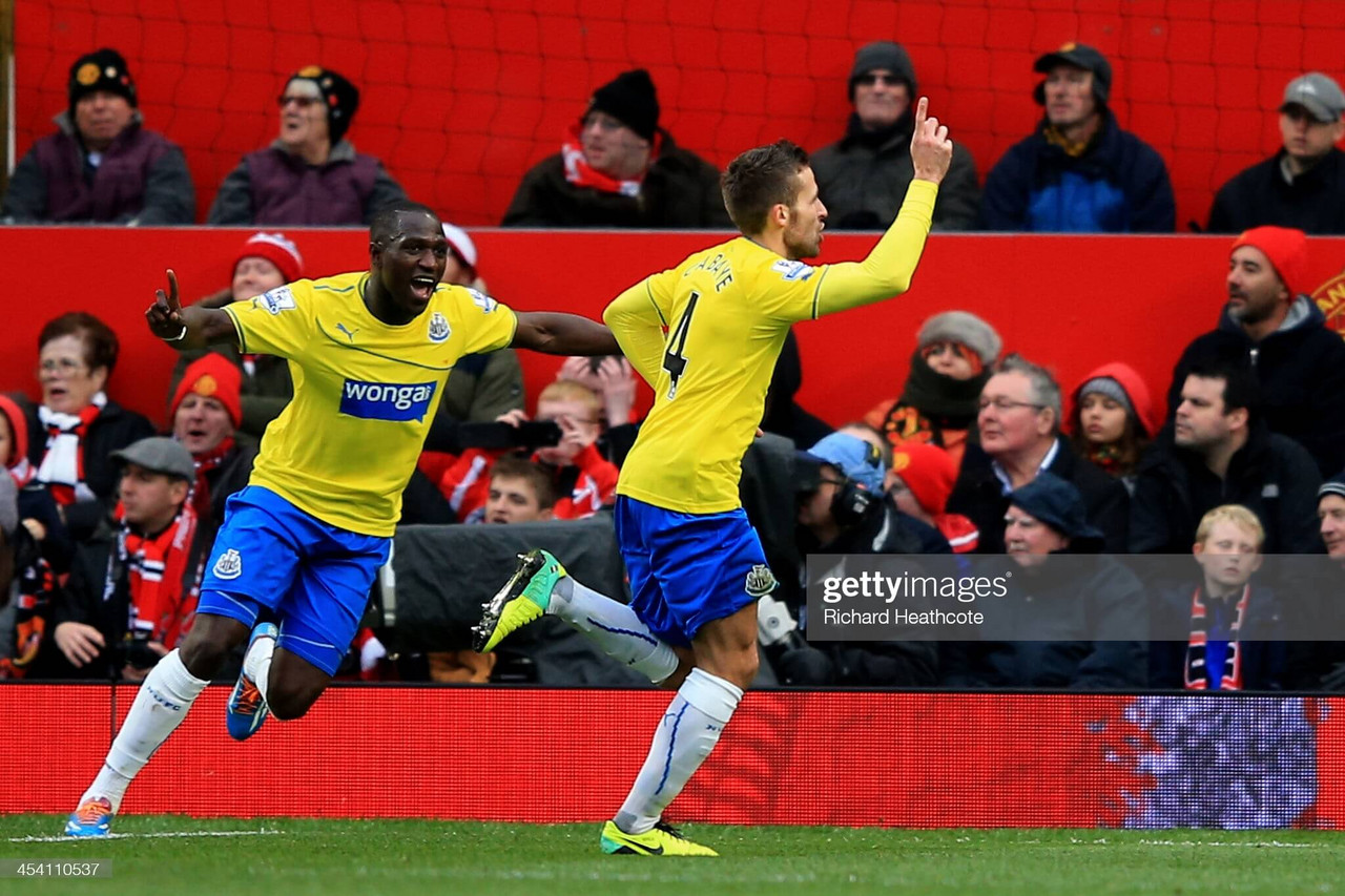 Memorable Match - Manchester United 0-1 Newcastle United: Cabaye strike ends Magpies' Old Trafford hoodoo
