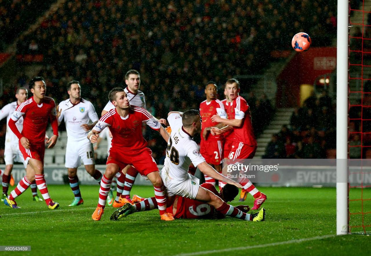 Memorable Match: Southampton 4-3 Burnley