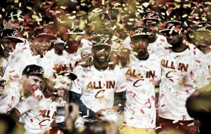 Cleveland não ganha título nas ligas americanas desde 1964 e Cavaliers podem conseguir feito inédito