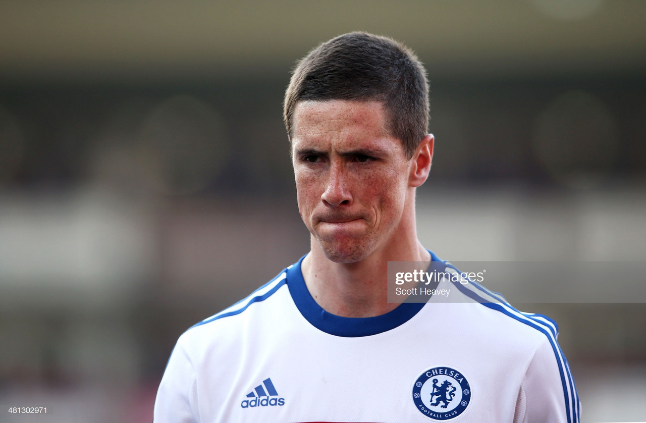 Former-Chelsea striker Fernando Torres calls time on his footballing adventure