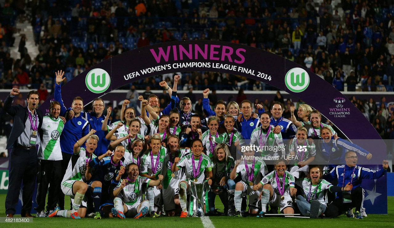 Vfl Wolfsburg Frauen Champions League so far: Will the Germans have the advantage after finishing their league?