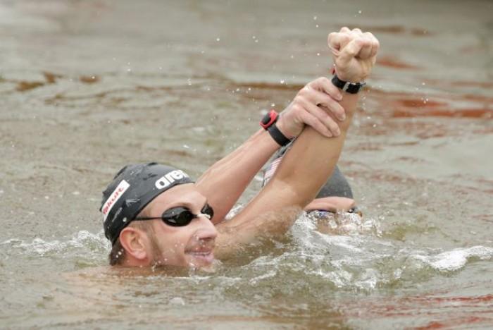 Rio 2016 - Nuoto di Fondo, 10 km maschile: Weertman in volata, azzurri nei dieci