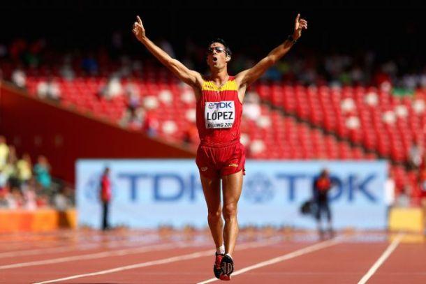 Atletica, Mondiali Beijing 2015: marcia spagnola. Bene la Fraser nei 100, spettacolo nelle batterie dei 400 U