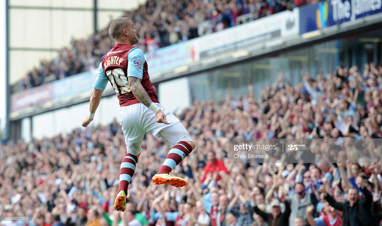 Classic Match: Burnley 2-0 Wigan Athletic