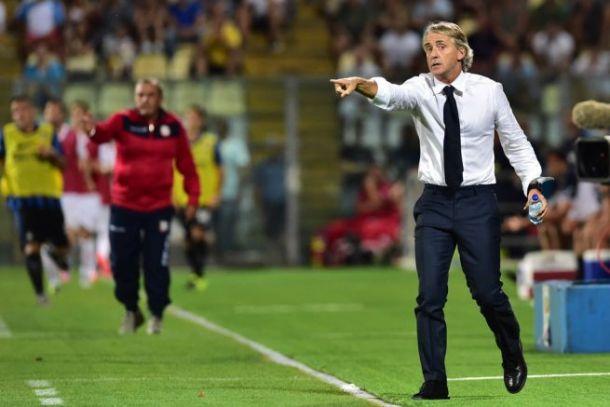 """Mancini: """"Dobbiamo chiudere prima le partite"""""""