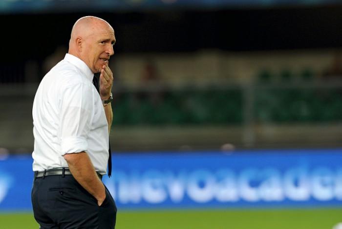 """Chievo, parla Maran: """"Di Paloschi restano i gol, gli facciamo l'in bocca al lupo. Penso alla squadra"""""""