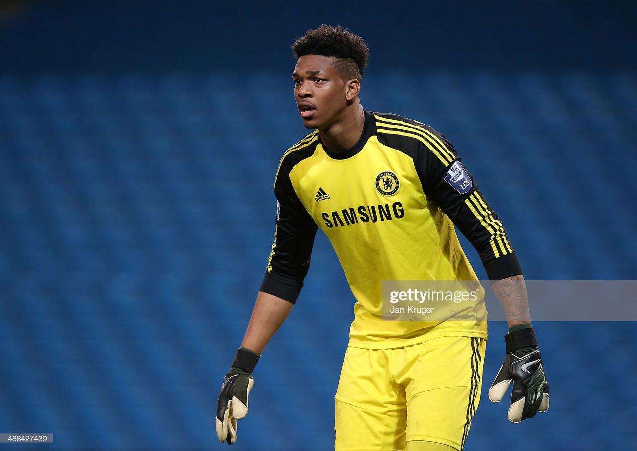 Chelsea's Jamal Blackman joins Vitesse on loan