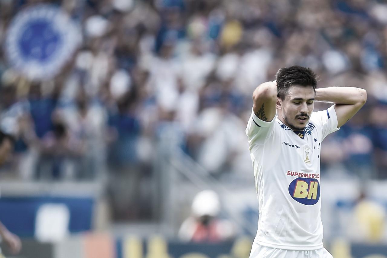 Cruzeiro é punido pela Fifa por caso Willian Bigode; clube vai recorrer