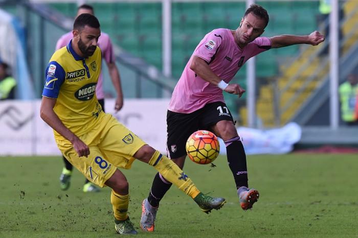 Chievo - Palermo, le ultime di formazione