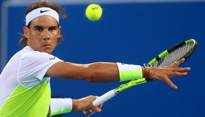 Mubadala World Tennis Championship: Nadal - Raonic in finale