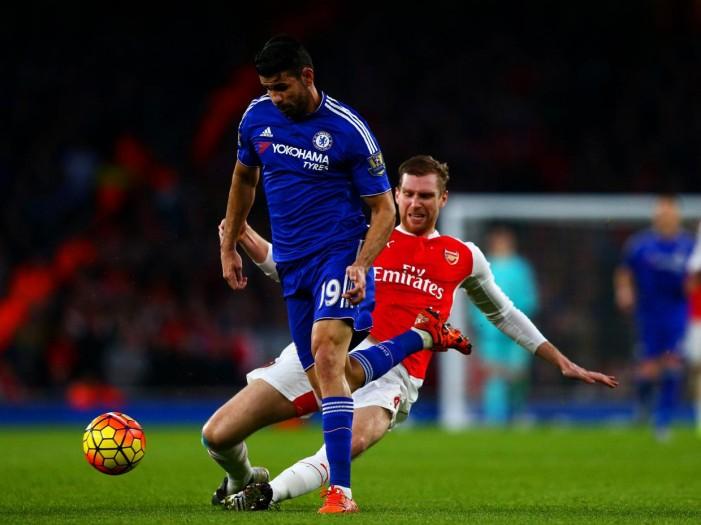 Chelsea-Arsenal in Premier League 2016/17 (3-1): Conte spedisce i cugini a -12