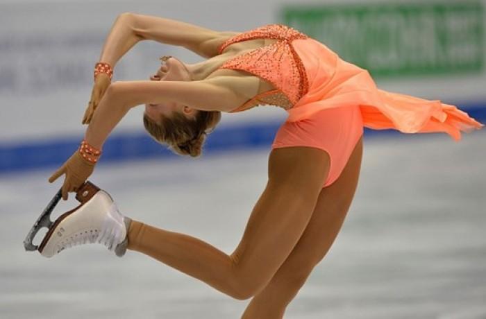 Campionati Europei pattinaggio di figura: dominio russo nello short program femminile, Rodeghiero ottima quarta