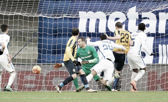 Il Verona usa la testa: fermato sul 3-3 l'Inter al Bentegodi, le voci del post-partita