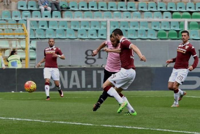 Risultato Palermo - Torino in Serie A 2016/17 - Chochev, Ljajic (2), Benassi, Baselli!(1-4)