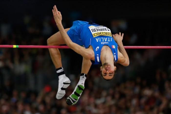 Atletica, Tamberi gioia e dramma: record italiano, poi crack ginocchio