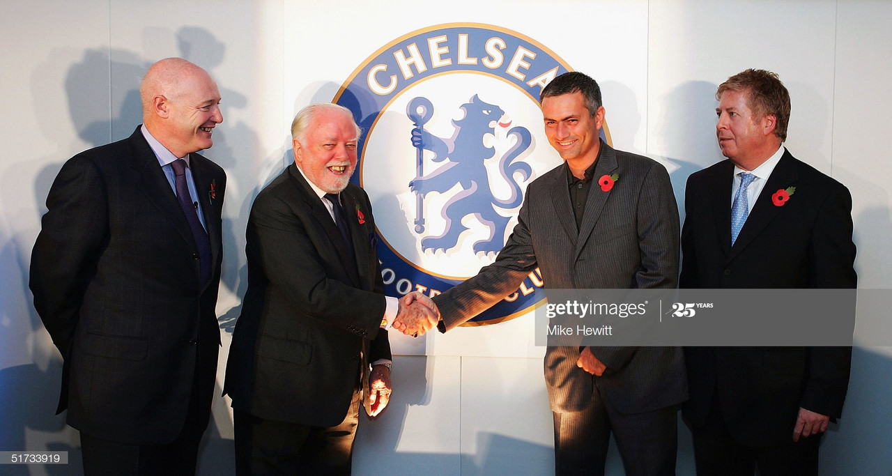 Centurion Chelsea managers, who takes the lead?