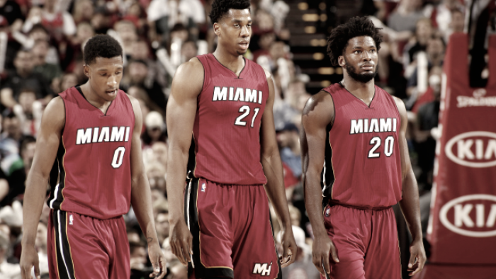 Miami Heat, cielo pumbleo a South Beach