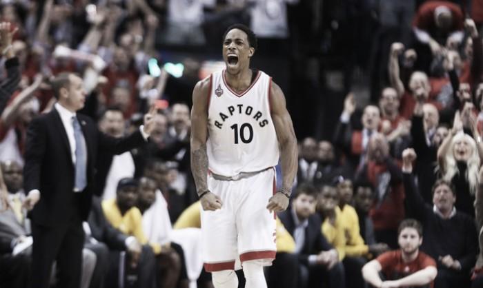 DeMar DeRozan encerra contrato com Toronto Raptors e opta por se tornar agente livre