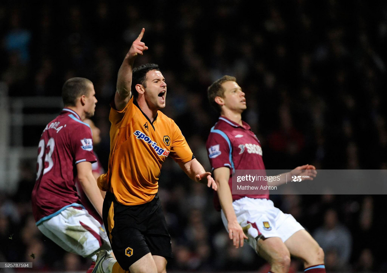 Classic encounter: West Ham 1-3 Wolves