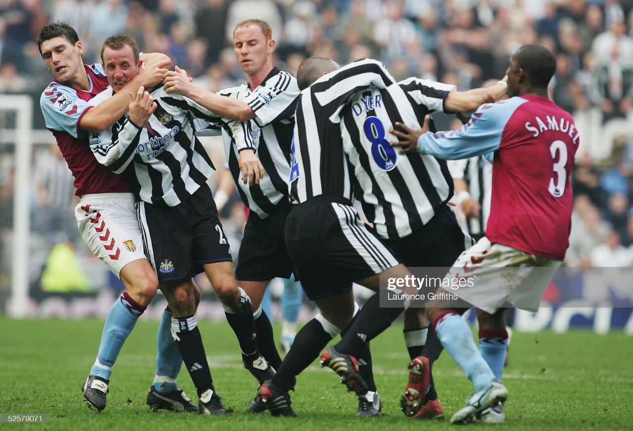 Classic Encounters: Aston Villa vs Newcastle Utd