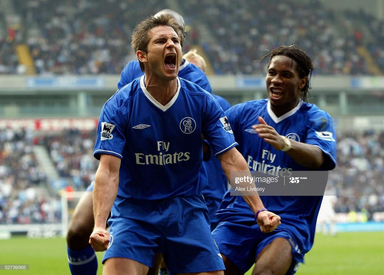 Lampard recalls title-winning brace 15 years on