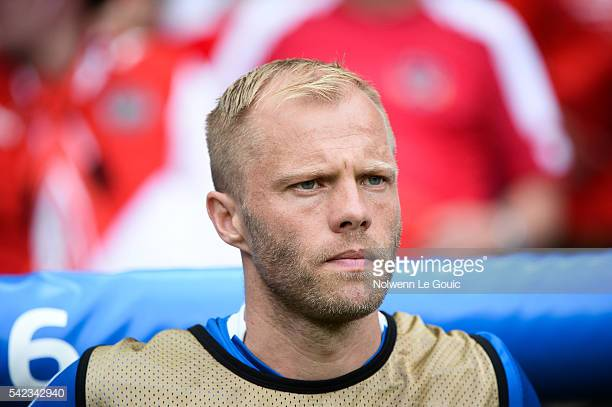 Eidur Gudjohnsen looking to two of the greats as he embarks on managerial career
