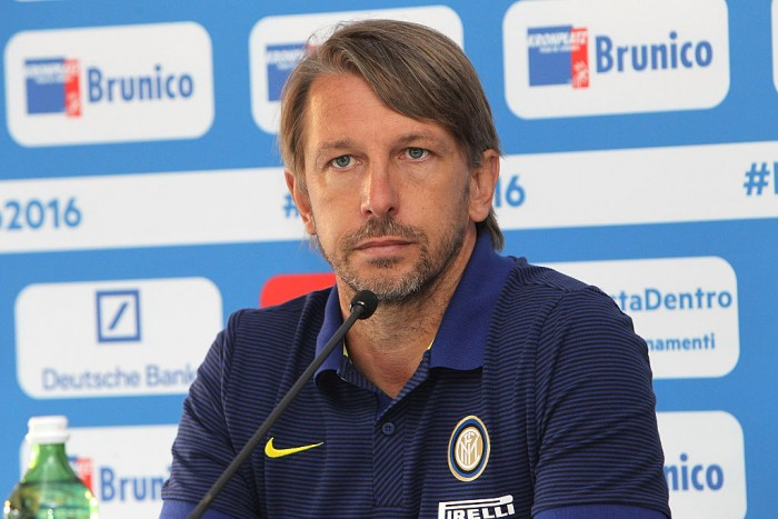 """Vecchi: """"Un onore essere qui. L'Inter? Serve un'inversione di tendenza"""""""