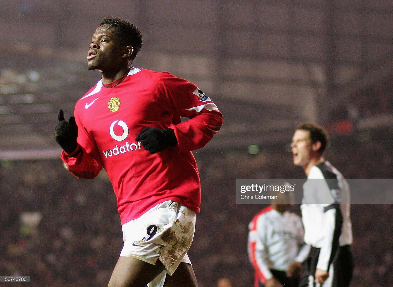 Louis Saha: 'I'm prouder of what I'm doing now than I ever was kicking a football'