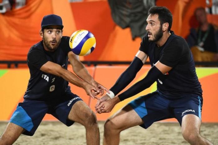 Rio 2016, beach volley: Lupo/Nicolai volano in finale!