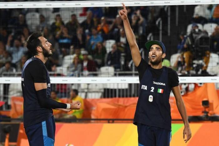 Rio 2016, Beach Volley: Lupo-Nicolai nella storia, è finale!
