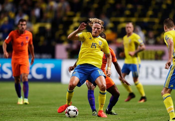 Qualificazioni Mondiali 2018, l'Olanda spreca: solo 1-1 con la Svezia