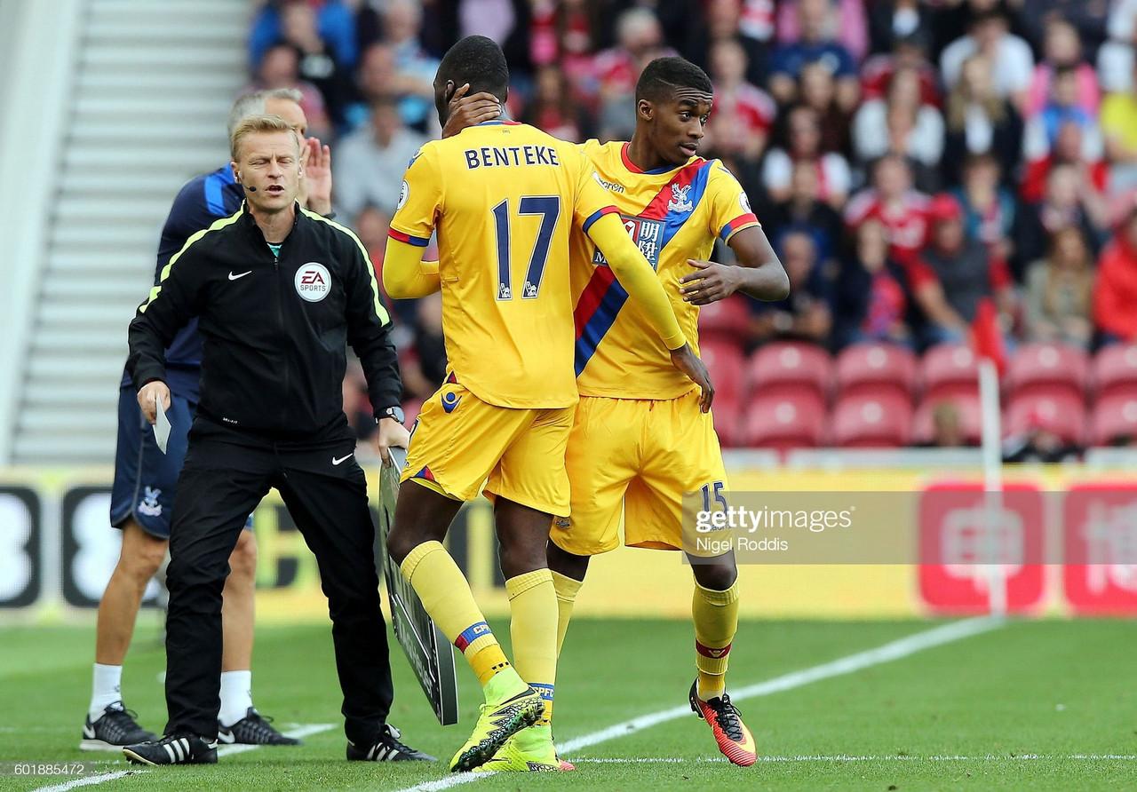 """Jonathan Benteke: """"I left Palace but Palace never leftme"""""""