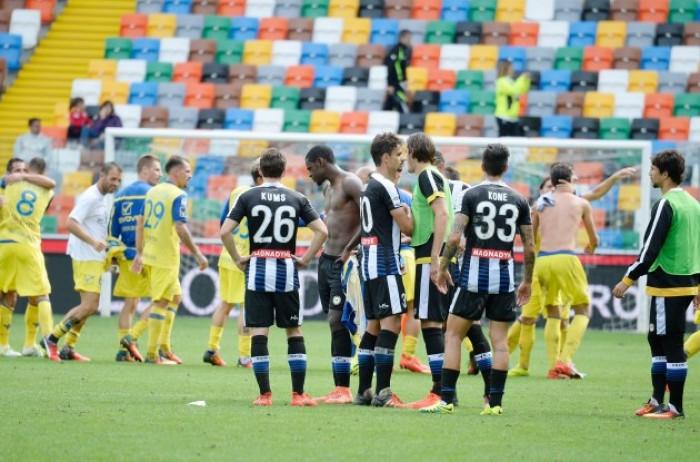 Udinese - Le pagelle, i problemi son sempre quelli