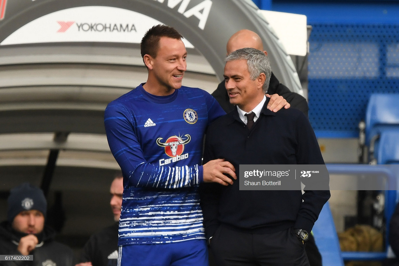 John Terry: Former Chelsea and England defender reveals how he was close to being replaced by Jose Mourinho