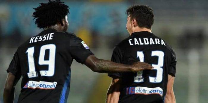 La Juve ritorna da Bergamo contenta a metà: Kessie si allontana ma Caldara sarà bianconero