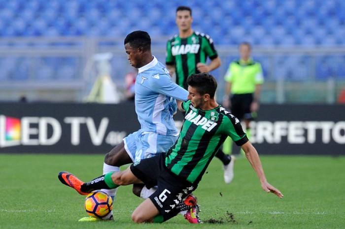 Sassuolo, con la Lazio vincere è d'obbligo